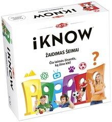 Stalo žaidimas I Know Family ( Lietuvių kalba )