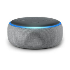 Amazon Echo Dot 3, Pilka