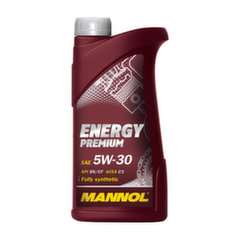 Mannol Energy Premium 5W-30 Fully Synthetic, 1L