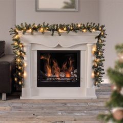 Товар с повреждённой упаковкой. Рождественская гирлянда с огнями, 2.70 м