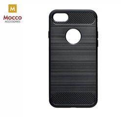 Mocco Trust Silicone Case for Samsung Galaxy S10e Black kaina ir informacija | Telefono dėklai | pigu.lt