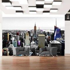 Fototapetas - Iridescent skyscrapers kaina ir informacija | Fototapetai | pigu.lt