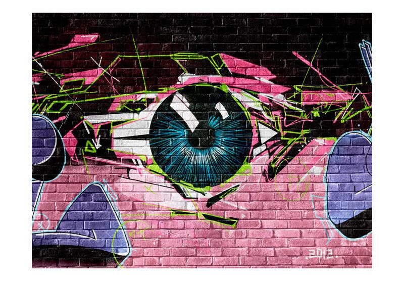 Fototapetas - eye (graffiti) atsiliepimas