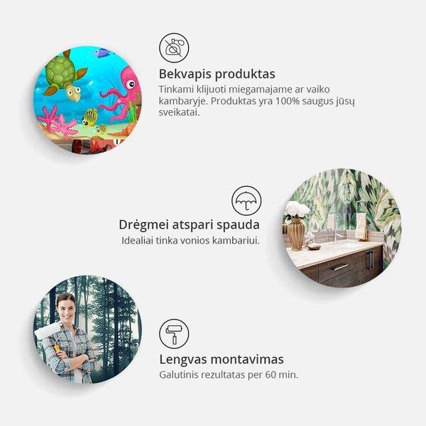 Fototapetas - Pastel magnolias internetu
