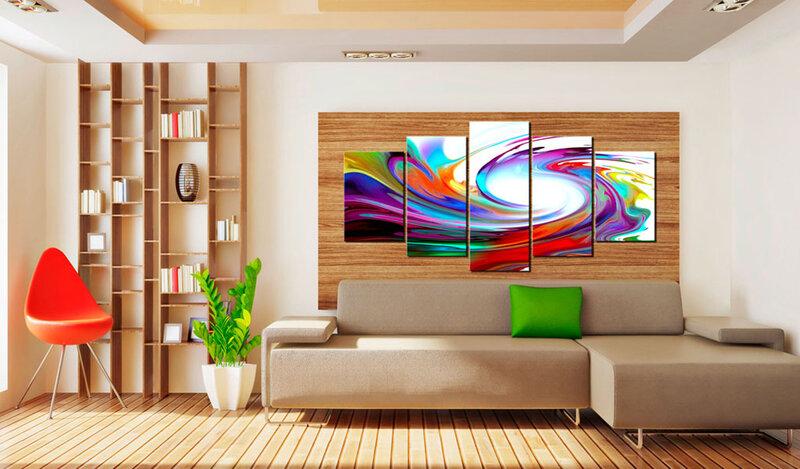 Paveikslas - Rainbow - swirl atsiliepimas