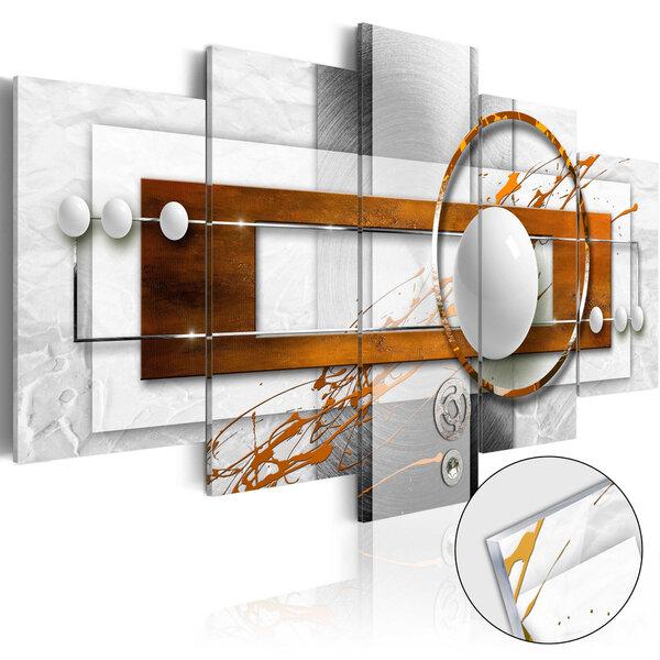 Akrilo stiklo paveikslas - Nut-like Energy [Glass] kaina ir informacija | Reprodukcijos, paveikslai | pigu.lt