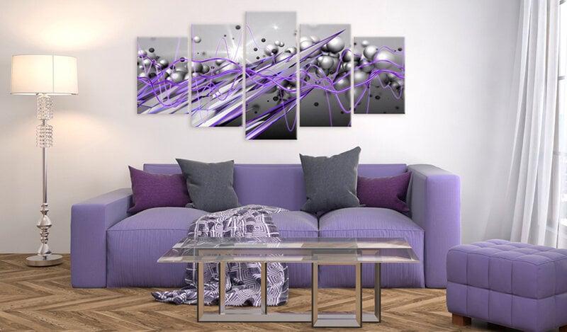 Paveikslas - Purple Strike atsiliepimas