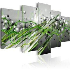 Paveikslas - Green Rhythm kaina ir informacija | Reprodukcijos, paveikslai | pigu.lt