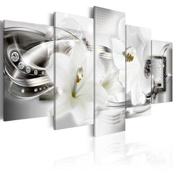 Paveikslas - Diamond sparkle of lily kaina ir informacija | Reprodukcijos, paveikslai | pigu.lt