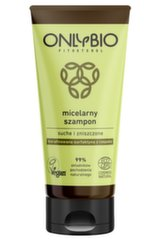 Micelinis šampūnas sausiems ir pažeistiems plaukams OnlyBio Fitosterol 200 ml