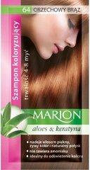 Dažomasis šampūnas Marion 40 ml, 64 Natural Brown