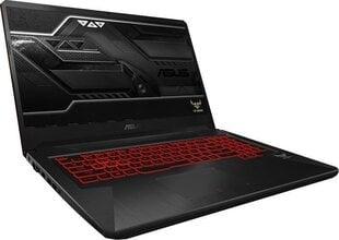 Asus TUF Gaming FX705 (FX705GD-EW090) 8 GB RAM/ 256 GB M.2 PCIe/ 1TB HDD/ Win10H