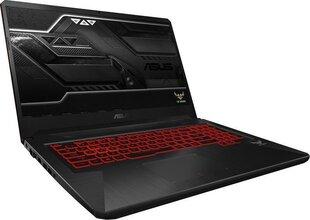 Asus TUF Gaming FX705 (FX705GD-EW090) 8 GB RAM/ 256 GB M.2 PCIe/ 256 GB SSD/ Win10P