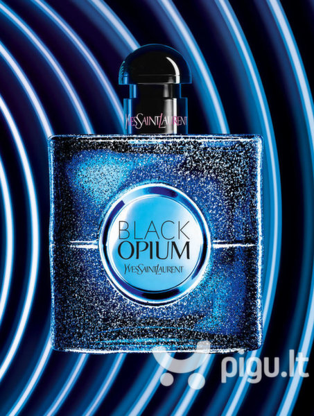 Kvapusis vanduo Yves Saint Laurent Black Opium Intense EDP moterims 30 ml internetu