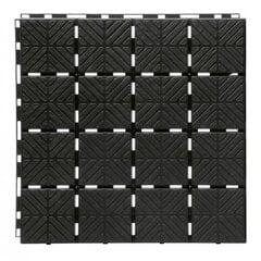 Plastikinės plytelės Easy square komplektas 9 vnt