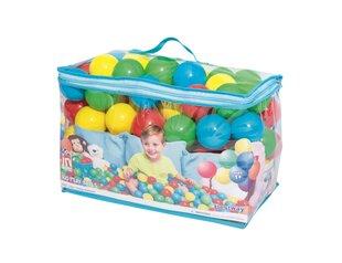 Plastikiniai kamuoliukai Bestway summer 52027, 100 vnt. kaina ir informacija | Žaislai kūdikiams | pigu.lt