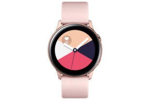 Samsung Galaxy Watch Active, Rausva