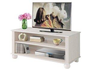 TV staliukas Ella, baltas