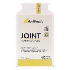 Maisto papildas Joint Health Complex Healthylife N60 kaina ir informacija | Vitaminai ir maisto papildai gerai savijautai | pigu.lt