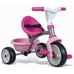 Stumiamas triratukas Smoby Be Move Comfort Pink