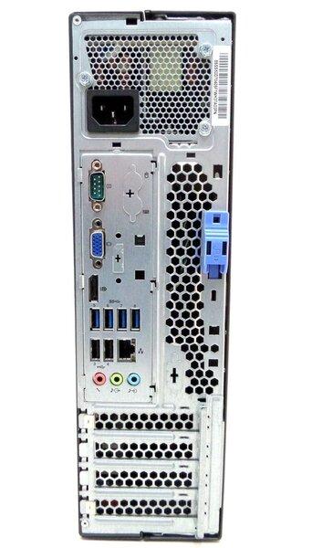 Lenovo ThinkCentre M82 SFF i3-3220 8GB 480SSD DVD WIN7Pro kaina