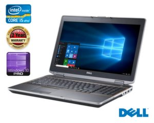 Dell Latitude E6420 i5-2520M 8GB 250GB WIN10Pro