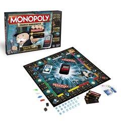 """Prekė su pažeista pakuote. Žaidimas """"Monopolis: išmanioji bankininkystė"""", LT"""