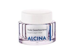 Drėkinamasis veido kremas Alcina T Viola 50 ml kaina ir informacija | Veido kremai | pigu.lt