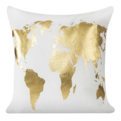 Dekoratyvinis pagalvės užvalkaliukas Verna, 40x40 cm kaina ir informacija | Dekoratyvinės pagalvėlės ir užvalkalai | pigu.lt