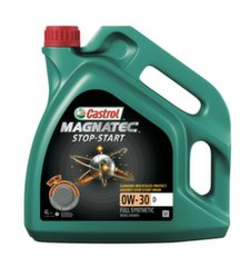 Castrol Magnatec Stop-Start 0W-30 D моторное масло, 4Л