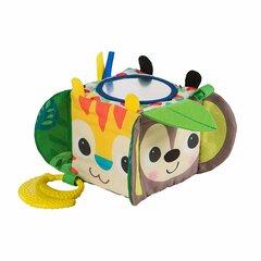 Žaislinis kubas Bright Starts, 11121-6 kaina ir informacija | Žaislai kūdikiams | pigu.lt
