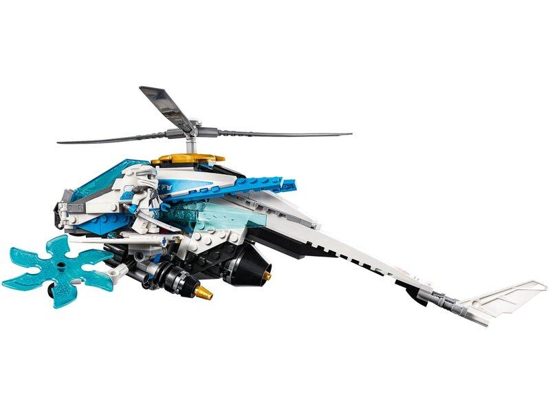 70673 LEGO® NINJAGO® Sraigtasparnis šurikenas
