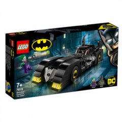 76119 LEGO® DC Comics Super Heroes Batmobile™: The Joker™ погоня цена и информация | Конструкторы и кубики | pigu.lt