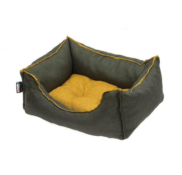 Comfy guolis Emma SOFIA green/mustard, XL kaina