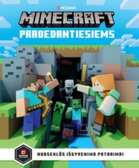 Minecraft. Pradedantiesiems