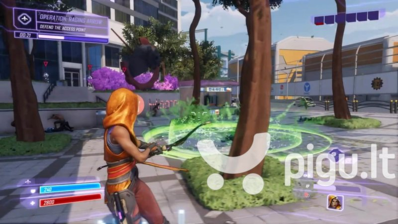 Agents of Mayhem internetu