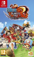 One Piece Unlimited World Red Deluxe Edition kaina ir informacija | One Piece Unlimited World Red Deluxe Edition | pigu.lt