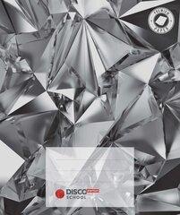 Sąsiuvinis Disco Premium School, 32 lapai, langeliai. 5-12 klasių moksleiviams, 10 vnt. kaina ir informacija | Sąsiuviniai ir popieriaus prekės | pigu.lt
