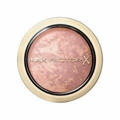 Skaistalai Max Factor Creme Puff Blush 1,5 g, 10 Nude Mauve kaina ir informacija | Bronzantai, skaistalai | pigu.lt