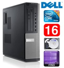 Dell 7010 DT i5-3470 16GB 1TB Windows 10 Professional kaina ir informacija | Dell 7010 DT i5-3470 16GB 1TB Windows 10 Professional | pigu.lt