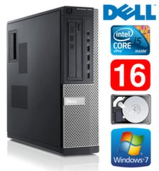 Dell 7010 DT i5-3470 16GB 250GB Windows 7 Professional kaina ir informacija | Dell 7010 DT i5-3470 16GB 250GB Windows 7 Professional | pigu.lt