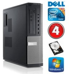Dell 7010 DT i5-3470 4GB 250GB Windows 7 Professional kaina ir informacija | Dell 7010 DT i5-3470 4GB 250GB Windows 7 Professional | pigu.lt