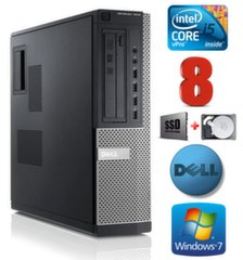 Dell 7010 DT i5-3470 8GB 120SSD+250GB Windows 7 Professional kaina ir informacija | Dell 7010 DT i5-3470 8GB 120SSD+250GB Windows 7 Professional | pigu.lt