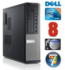 Dell 7010 DT i5-3470 8GB 500GB Windows 7 Professional kaina ir informacija | Dell 7010 DT i5-3470 8GB 500GB Windows 7 Professional | pigu.lt
