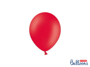 Stiprūs balionai 12 cm Pastel Poppy, raudoni, 100 vnt. kaina ir informacija   Stiprūs balionai 12 cm Pastel Poppy, raudoni, 100 vnt.   pigu.lt