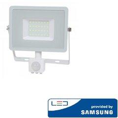 LED prožektorius V-tac, 3000K, 30W kaina ir informacija | LED prožektorius V-tac, 3000K, 30W | pigu.lt