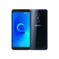 Alcatel 3 Spectrum (5052D), Black kaina ir informacija | Alcatel 3 Spectrum (5052D), Black | pigu.lt