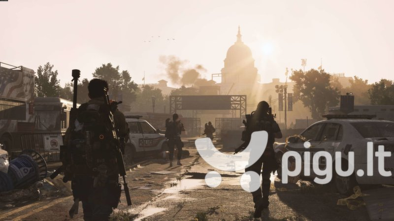 Tom Clancy's The Division 2 PS4 kaina