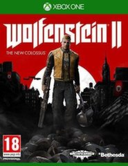 Wolfenstein II: The New Colossus XBOX kaina ir informacija | Wolfenstein II: The New Colossus XBOX | pigu.lt