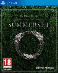 The Elder Scrolls Online: Summerset PS4 kaina ir informacija | The Elder Scrolls Online: Summerset PS4 | pigu.lt